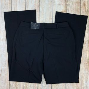 New Worthington Curvy Fit Trouser Leg Pants